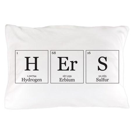 Geek Chemical Pillow