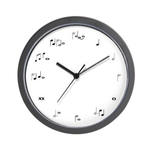 music_notes_musician_time_wall_clock
